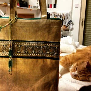 Sophie's bag and Galipette