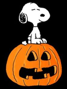 Snoopy-Halloween